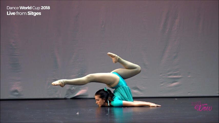 Dance World Cup, Barcelona